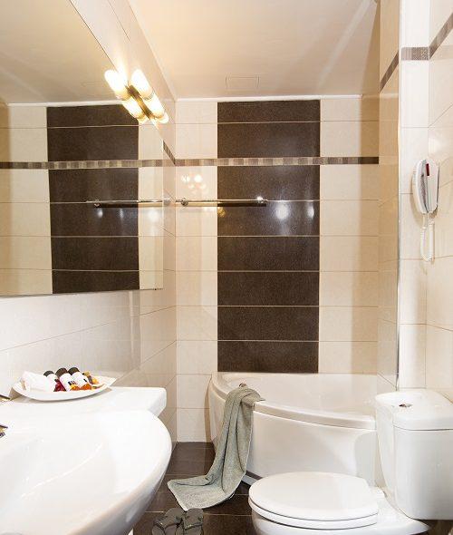 family suite bath